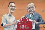 Robitzkys Welt -121-Love Demokratie 2018 (Mesut Özil, Recep Tayyip Erdoğan