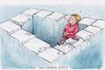 Robitzkys Welt 112- Weiter Geht´s-2018 (Angela Merkel)